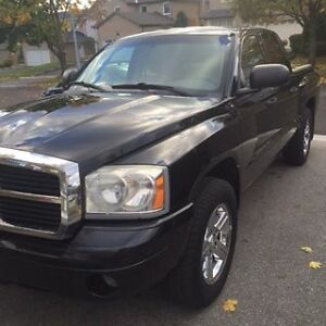 2007 Dodge Dakota Pickup Quad Cab