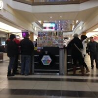 Polo Park Lottery kiosk and other locations on McPhillips, Regen
