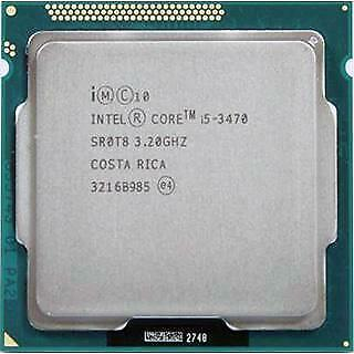Intel core I5-3470 Socket 1155 (Processoren, Onderdelen)