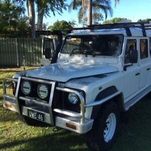 1999 Land Rover Defender Ute Boondall Brisbane North East Preview