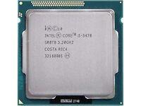 Intel i5 3470 Quad-core Processor