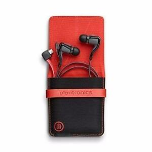 Plantronics Backbeat Go 2.0 Bluetooth Headset with charge case