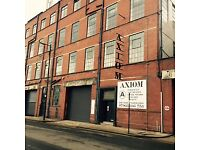 AXIOM ART HAVE THREE WORKSPACE/STUDIOS TO LET - GLASGOW CITY CENTRE, 54 WASHINGTON STREET, GLASGOW