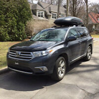 2013 Toyota Highlander premium package SUV, Crossover