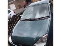 2003 Ford Focus - MOT fail