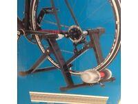 FLUID TURBO TRAINER - UNUSED, STILL BOXED - by BIKEMATE.