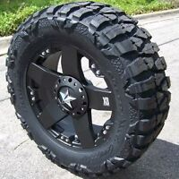 37x12.5x20 or 37x13.5x20 Tires