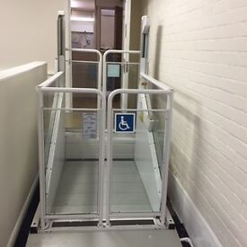 Wessex LP1000 Lifting Platform for Wheelchairs