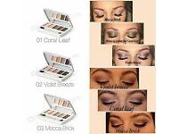 5 Colour Eyeshadow Palette