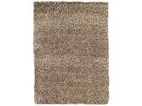 Dunelm mill - Natural mix slumber rug - 1.6x2.3m