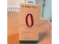 Brand new/unused Fitbit Flex 2 (unwanted gift)