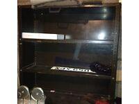 garage/shed metal shelf unit