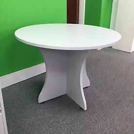 Grey 1000mm Meeting Table