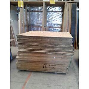 """NEW PLYWOOD 3/8"""" FOR SALE"""