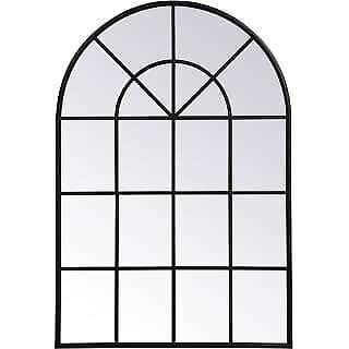 Elegant Lighting MR613653BK - Mirrors Home Decor
