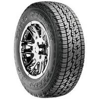 265X75-16 10 PLY ALL TOTAL TERRAIN TIRES