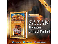 FREE ONLINE BOOK – SATAN: THE SWORN ENEMY OF MANKIND