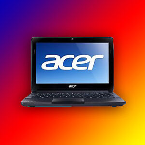Acer AOD 257 with Atom 570Ghz / 2Gram and Win 10 Home