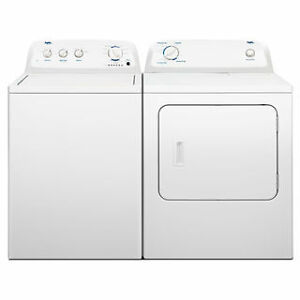 Inglis Washer and Dryer Team White