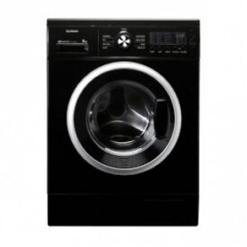 //(%)\ 8KG SANDSTROM BLACK WASHING MACHINE INCLUDES 6 MONTHS GUARANTEE