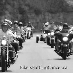 BIKERS BATTLING CANCER MOTOCYCLE RIDE
