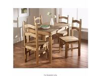 5 Piece Dining Set RRP £169.00