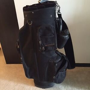 Ladies Golf Bag and putter