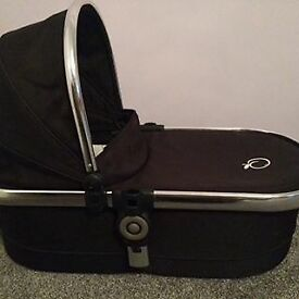 iCandy Peach Carrycot (Black Magic) is