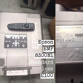 Epson EMP 8300NL projector with Standard Lens