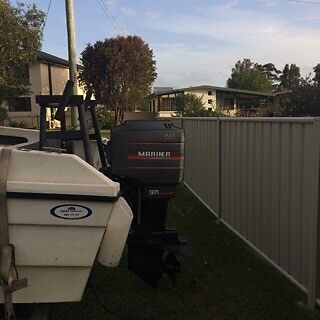 Fishing/sking boat for sale Dapto Wollongong Area Preview