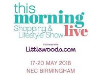 This Morning Live 2018 tickets