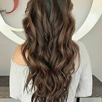 Tape In or Fusion extensions