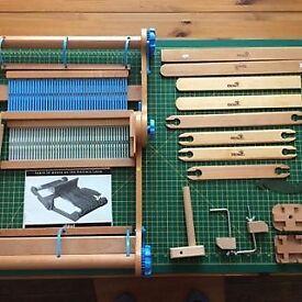 "12"" Ashford Knitters weaving loom"