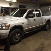 2006 Dodge Power Ram 2500 laramie Pickup Truck
