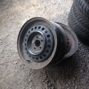 5 x 100 x 15''   gm steel wheel