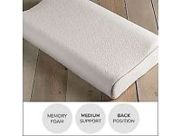 Dorma Memory Foam Contour Pillow