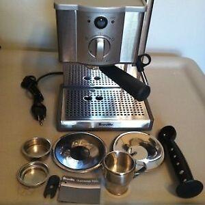 Machines café Breville espresso Roma