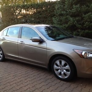 2009 Honda Accord EX Berline