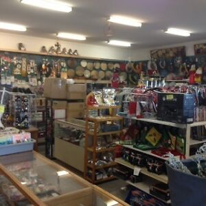 Specialty Retail Store With Executive Home On Acreage