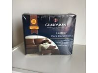 Guardsman Leather Care, to Clean and Protect your Leather Sofa, New Unopened