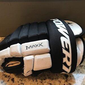 """Gant pour  joueur hockey  13"""""""
