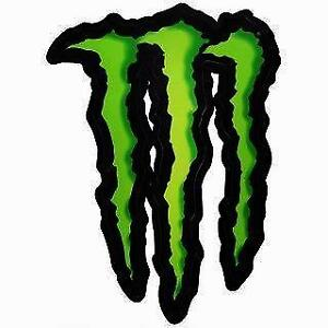 monster stickers vehicle parts accessories ebay. Black Bedroom Furniture Sets. Home Design Ideas