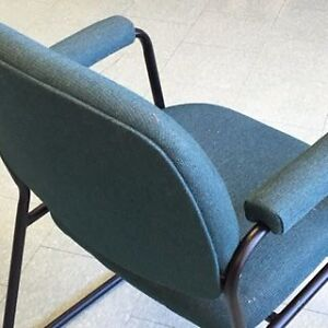 7 Cloth Arm.Office Chairs Peterborough Peterborough Area image 1