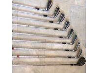 Set of 8 Apex 'Ben Hogan' Golf Clubs