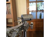 Pearl Boom Stand for cymbals.