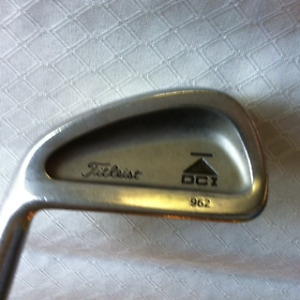 Titleist DCI 962 Iron Set 3 to P LH