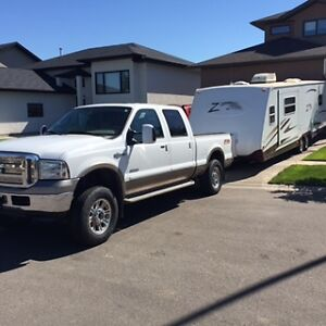 2006 Ford F-350 kingranch FX4 4x4 diesel great cond