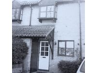 Histon, 2-bed terraced house, £850pcm plus bills,parking and small garden