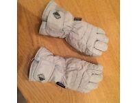 Ladies Ski Gloves and Ski salopettes