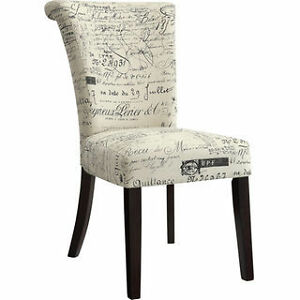 French Dining Chairs Qty 7 NEW!  ONLY 4 LEFT!!